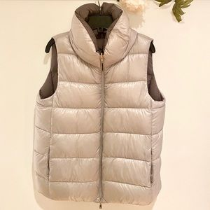 Herno Reversible Down-Filled Puffer Vest